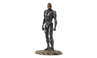 JL Movie: Cyborg
