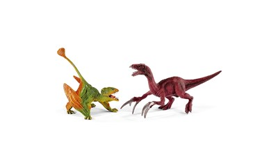 Dimorphodon&Therizinosaurus