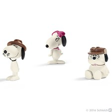 Scenery Pack Snoopy's siblings